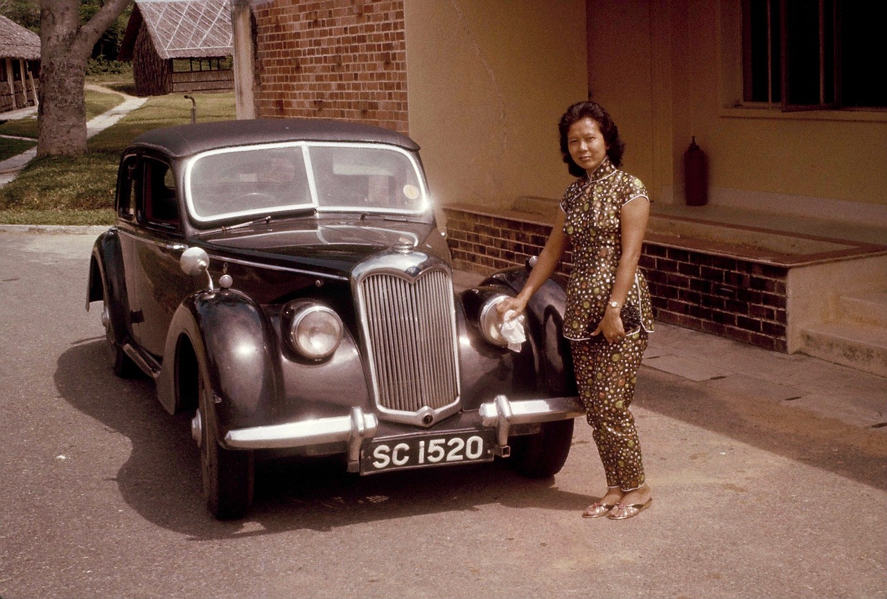 Singapore in early 1960s
